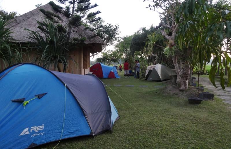 Ubud Bali Campground