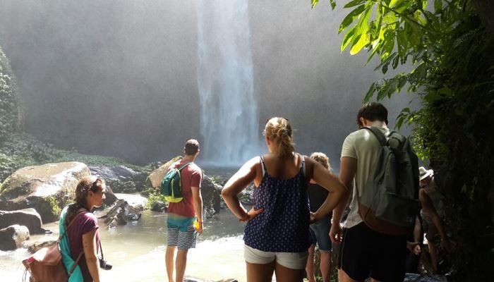 Nunung Waterfall Trekking