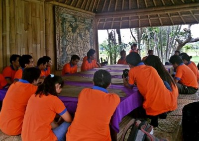 Bali Outing dan Tubing Ubud Camp Full Day 01