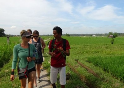Outing Bali Amazing Race Ubud Camp Full Day - 02
