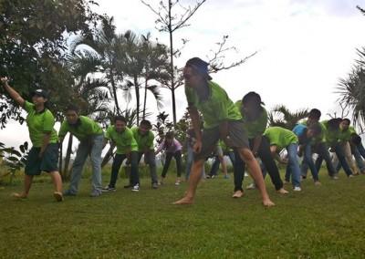 Outing Bali Trekking Ubud Camp Full Day 03