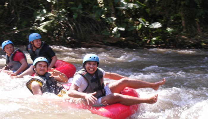 Bali Tubing dan Camping Ubud Camp 2 Days 1 Night
