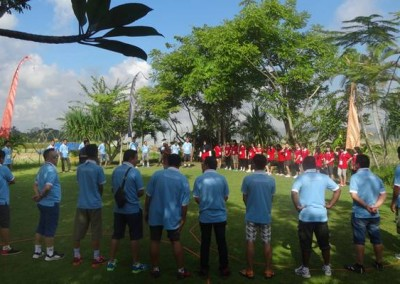 Bali Outbound Ubud Camp Full Day - Cycling 01