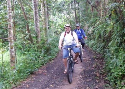 Bali Outbound Ubud Camp Full Day - Cycling 04