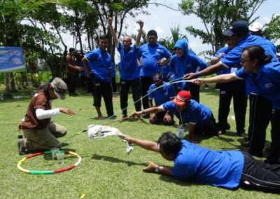 Bali Outbound Ubud Camp Full Day - Trekking 02