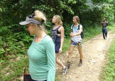 Bali Outbound Ubud Camp Full Day - Trekking 05