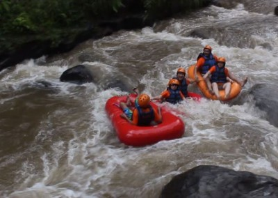 Bali Outbound Ubud Camp Full Day - Tubing 05