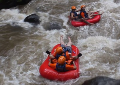 Bali Outbound Ubud Camp Full Day - Tubing 06