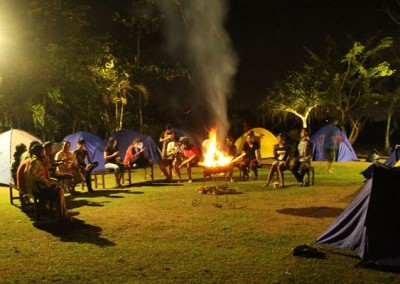 Bali Outbound Ubud Camp Overnight - Camping PS32015