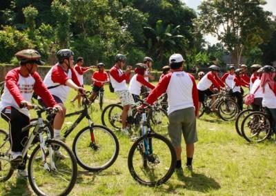 Bali Outing Ubud Camp Half Day - Cycling 01