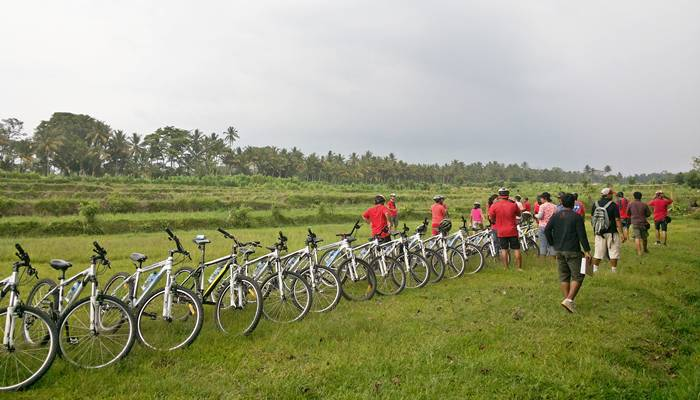 Bali Outbound Bongkasa Half Day – Cycling