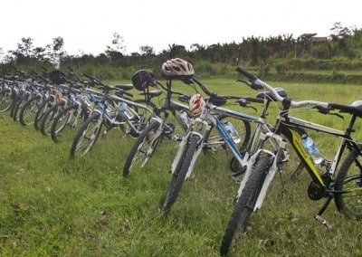 Outbound Bali Bongkasa Cycling PS52015