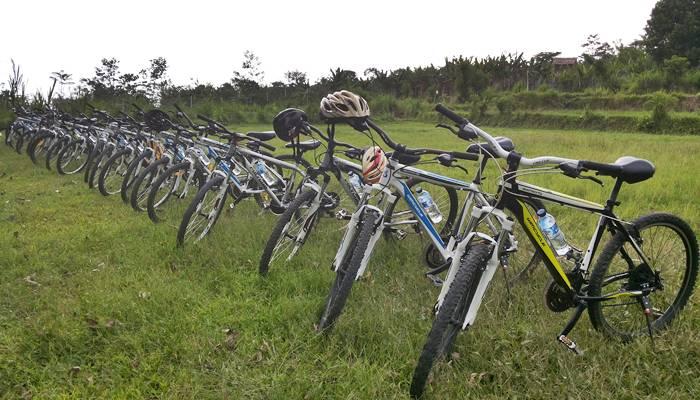 Bali Amazing Race Bongkasa Full Day – Cycling