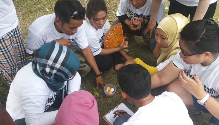 Bali Amazing Race Ubud Camp Full Day – Cycling & Rafting