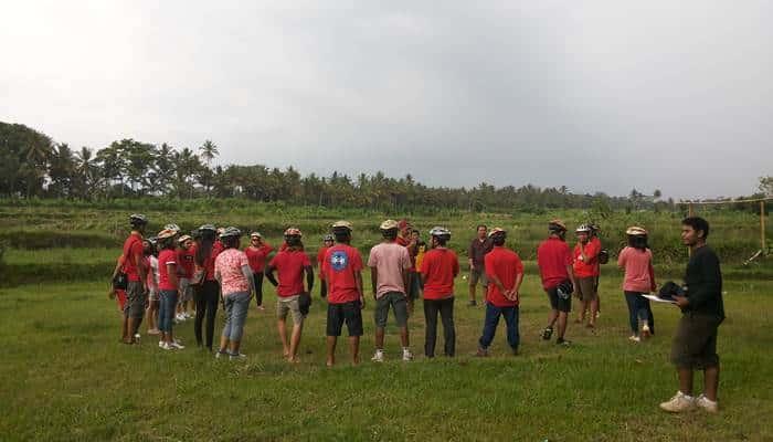 Event Organizer Outbound Di Bali Devalintas Selaras Camping