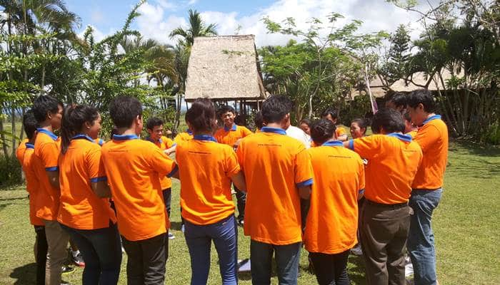 Outbound Di Bali Sanata System Ubud Camp