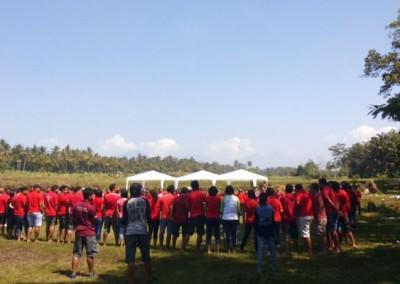 Angkasa Pura - Max Production Team Building 4