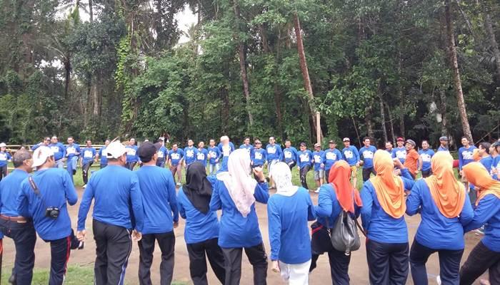Outbound Dinas Pendapatan Daerah Provinsi Sulawesi Selatan