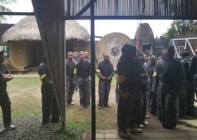 BTPN Outbound di Bali Dengan Tema Militer 8