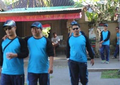 Outbound Dinas Kebudayaan & Pendidikan Kutai Timur - Welcome