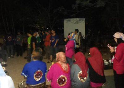 PT PLN (Persero) P3B JB Camping & Trekking 2