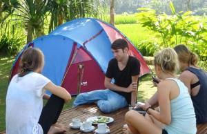 Bali Camping - Ubud Camp 013