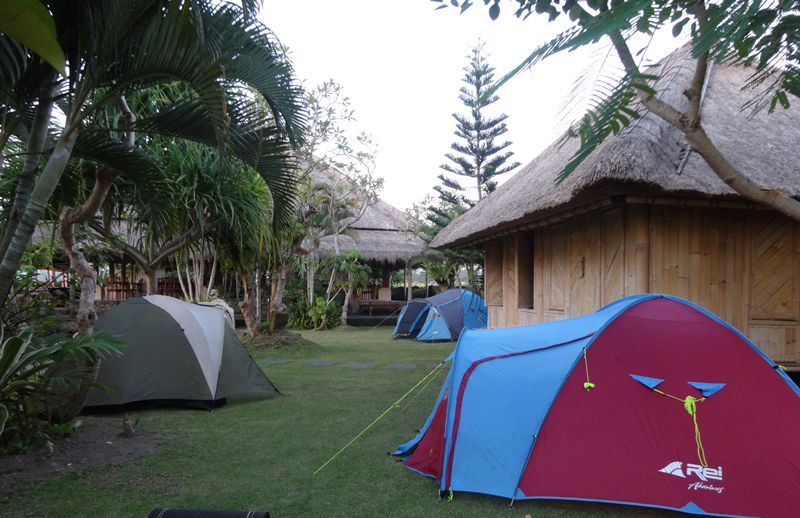 Bali Camping Ubud Tent