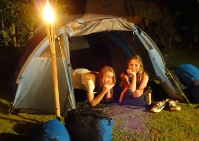 Bali Camping Ubud Camp Feature New