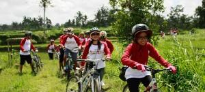 Bali Cycling Ubud Camp