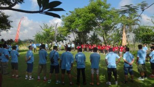 Bali Gathering Ubud Camp Half Day 01