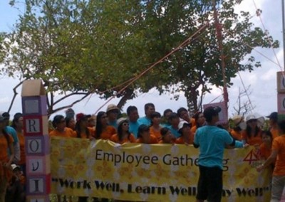 Bali Gathering Ubud Camp Half Day Feature