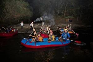 Bali Night Rafting Featured