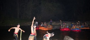 Bali Night Rafting Ubud Camp
