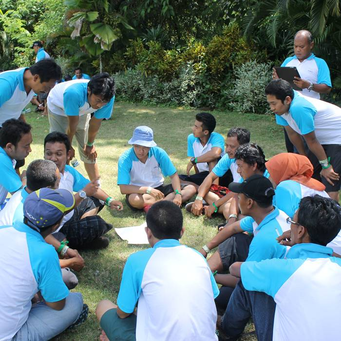Bali Outbound Ubud Camping
