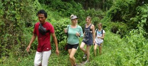 Bali Trekking Village and Rice Paddies Ubud Camp
