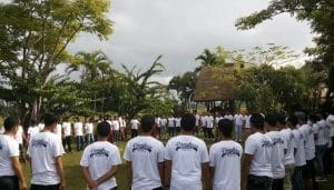 Outbound di Bali - Ubud Camp Half Day 22062016