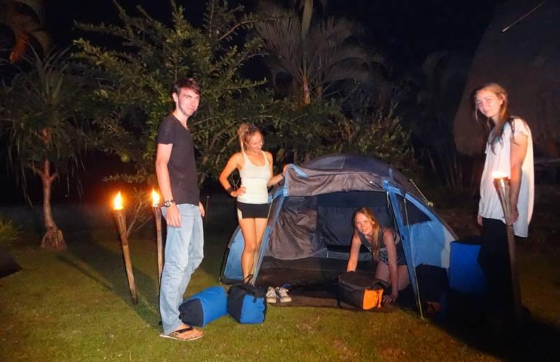Bali Camping - Ubud Camp 004 Featured