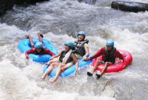 Bali River Tubing Adventure Pic