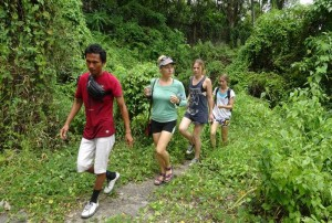 Bali Trekking & Tubing Full Day Picture Jungle