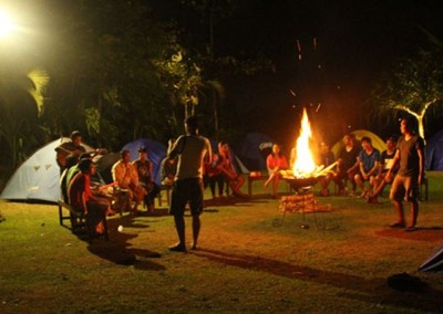 Bali Outing dan Camping Ubud Camp 2D 1N Feature 2015
