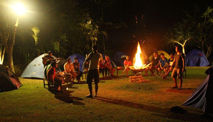 Bali Outing dan Camping Ubud Camp 2D 1N