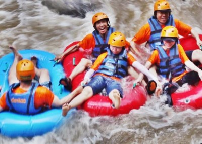 Bali Outing dan Tubing Ubud Camp Full Day 03