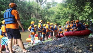 Bali Tubing dan Trekking Ubud Camp Half Day 05