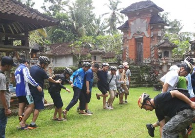 Outing Bali Amazing Race Ubud Camp Full Day - 06