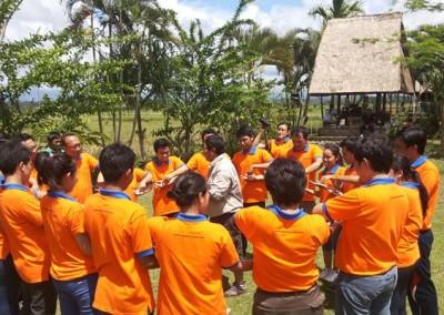 Outing Bali Trekking Ubud Camp Full Day 02
