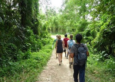 Outing Bali Trekking Ubud Camp Full Day Feature 2015