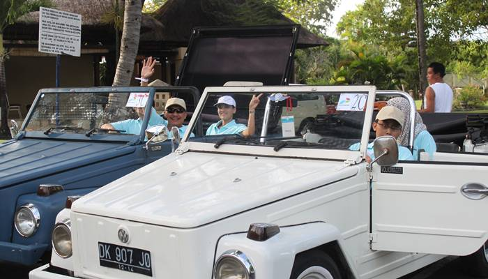 Bali Amazing Race Ubud Camp Half Day – VW Safari