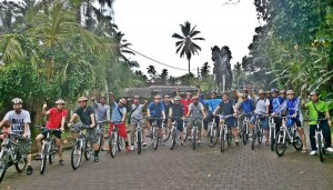 Bali Outbound Ubud Camp Full Day - Cycling 02