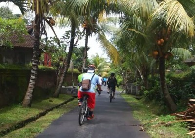 Bali Outbound Ubud Camp Full Day - Cycling 05