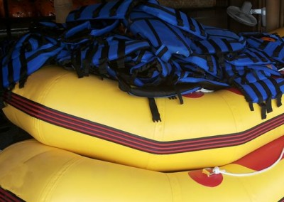 Bali Outbound Ubud Camp Full Day - Rafting PS32015